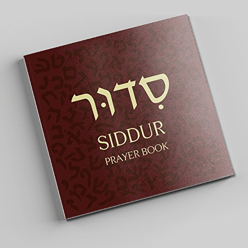 Softcover Illustrated Children's Siddur - Jewish Prayer Book for Kids in Hebrew, English & Transliterated