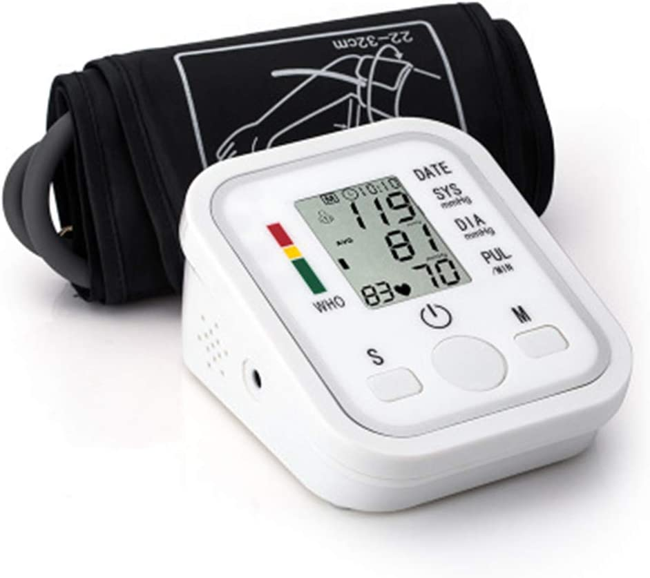 Lncpda Upper Arm online shop Blood Free Shipping Cheap Bargain Gift Pressure Display Large with Monitor