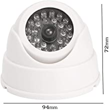 Security Surveillance Simulation Camera Outdoor Indoor Security Safety Simulation Dummy Dome Camera Monitor