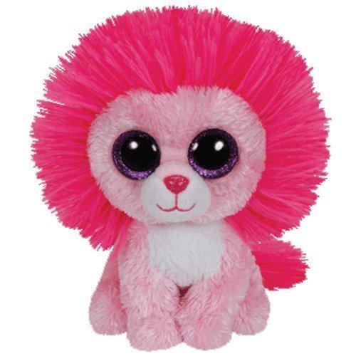 Fluffy the Lion Ty Beanie Boos 6'