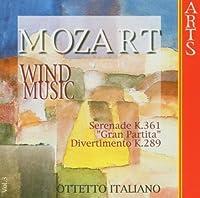 Wind Music 3 by W.A. Mozart (2006-05-03)