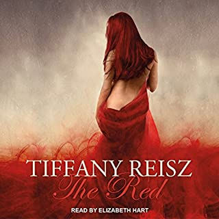 The Red audiobook cover art