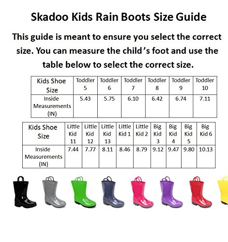 SkaDoo Pink with Black Sole Little Kid
