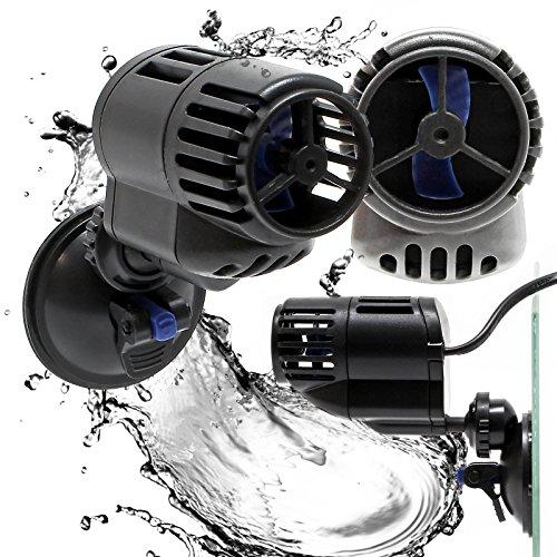 SunSun JVP-110A Strömungspumpe Wavemaker Saughalter 2000l/h 2,5W Aquarium Wasser Pumpe