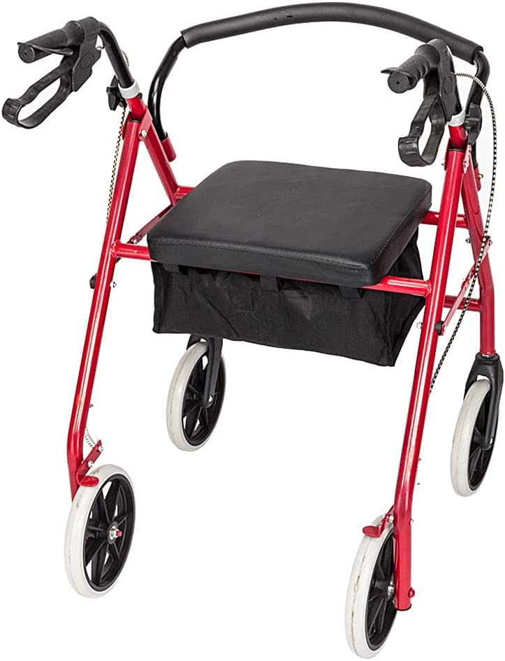 HOYOC Max 64% OFF Stand up Rollator Max 64% OFF Walke Bariatric Walkers Medical