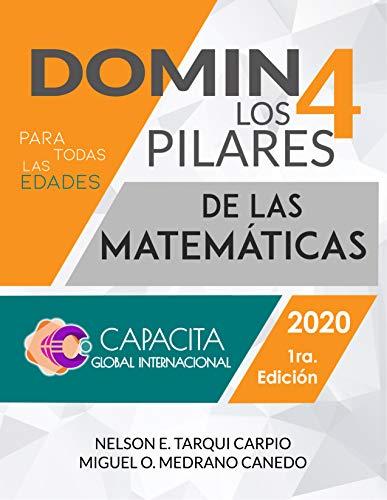 Domina los 4 pilares de las matemáticas: Ejercita 15 minutos al día