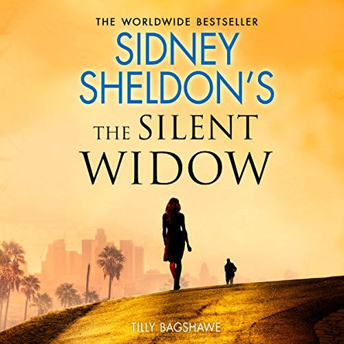 Sidney Sheldon's The Silent Widow audiobook cover art