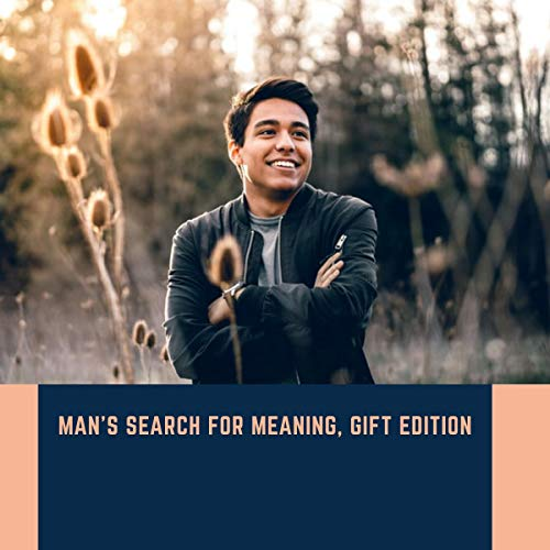 Couverture de Man's Search for Meaning: Gift Edition
