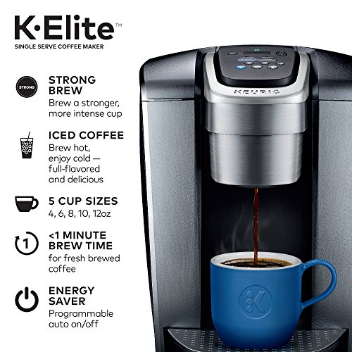 the Keurig K-Elite and its features