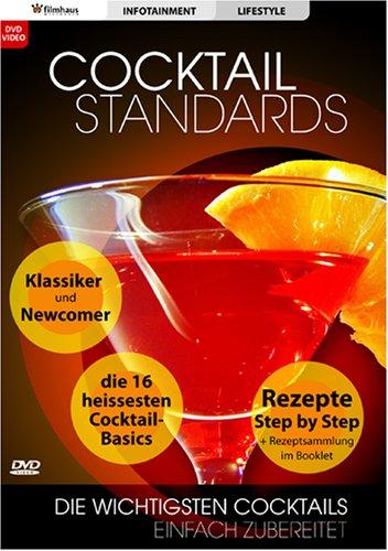 Cocktail Standards - Die wichtigsten Cocktails einfach zubereitet [Alemania] [DVD]