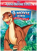 The Land Before Time - 9 Movie Dino Pack