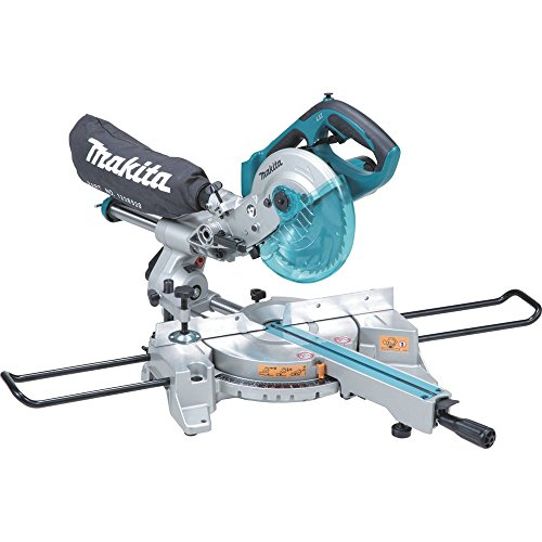 Makita XSL01Z LXT Lithium Ion Cordless Dual Slide Compound...