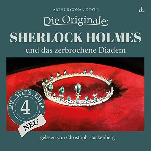 Sherlock Holmes und das zerbrochene Diadem cover art