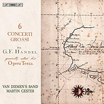Handel: 6 Concerti grossi, Op.3