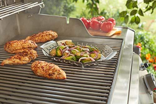 519DKqbwYgL - Weber® Gemüsekorb, klein