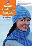 Loom Knitting Basics Reference Guide (English Edition)