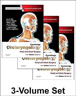 Cummings Otolaryngology: Head and Neck Surgery, 3-Volume Set