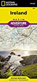 Ireland (National Geographic Adventure Map, 3303)