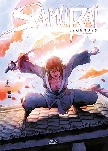 Samurai Légendes T06: Reiko