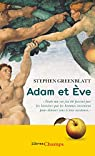 Adam et Eve par Greenblatt