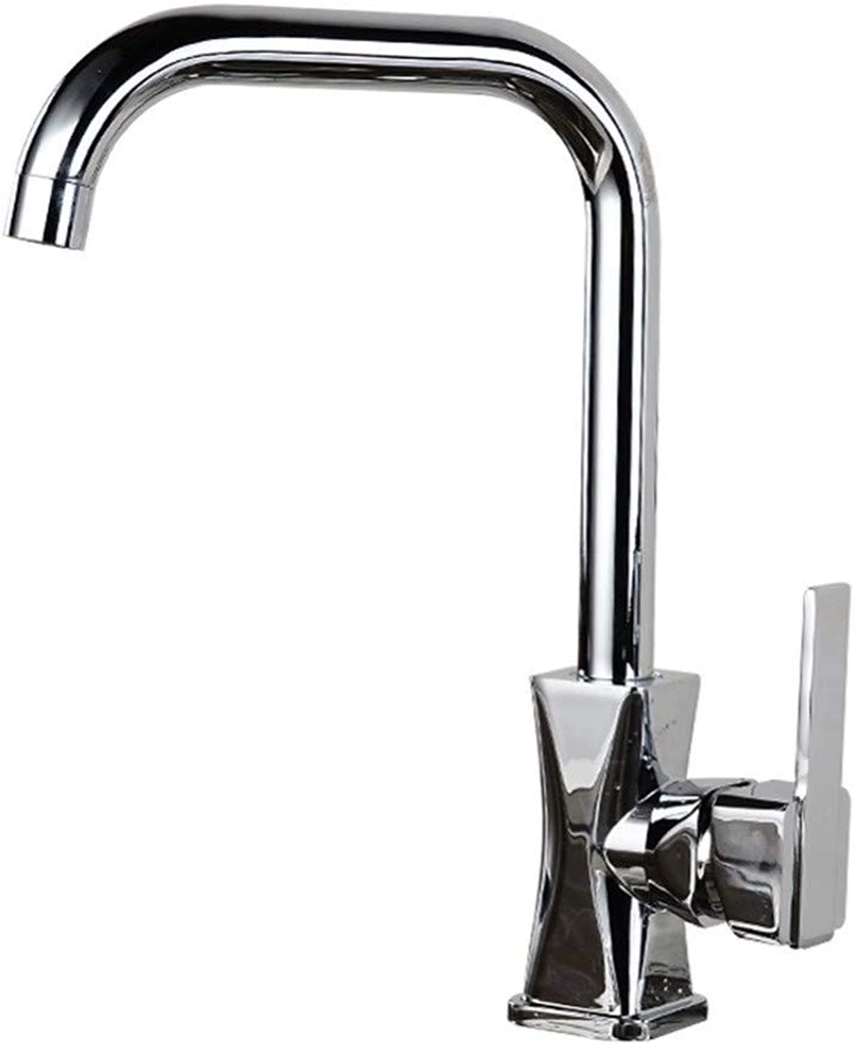 Basin Taps Swivel Spout Faucet Bathroom Kitchen Faucet Sink Faucet Hot and Cold Sink Faucet