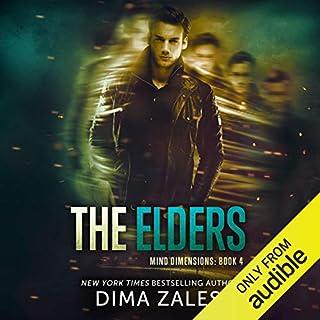 The Elders audiobook cover art