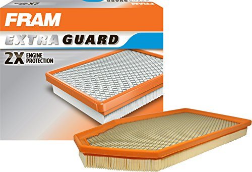 FRAM Extra Guard Air Filter, CA11257 for Select Chrysler and Dodge Vehicles