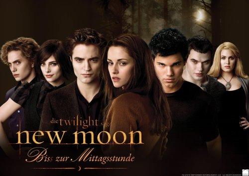 Ravensburger 19214 - Twilight - New Moon: Twilight: Bis(s)zur Mittagsstunde - 1000 Teile Puzzle