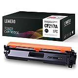 LEMERO Compatible HP CF217A 17A Cartuchos de Toner [con Chip] para Laserjet Pro M102A M102W HP Laserjet Pro MFP M130a M130nw M130fn M130fw Impresora,Negro
