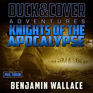Knights of the Apocalypse cover art