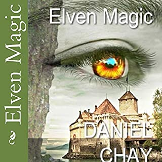 Elven Magic: Book 1, 2, 3 and 4 cover art