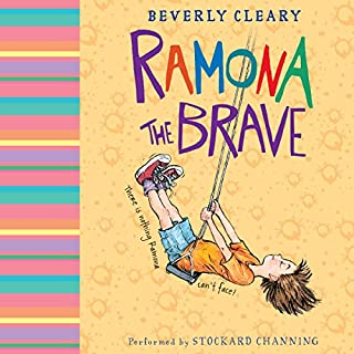 Ramona the Brave                   By:                                                                                                                                 Beverly Cleary                               Narrated by:                                                                                                                                 Stockard Channing                      Length: 2 hrs and 17 mins     99 ratings     Overall 4.7