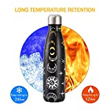 Zoom IMG-2 qxuan borraccia termica bottiglia acqua