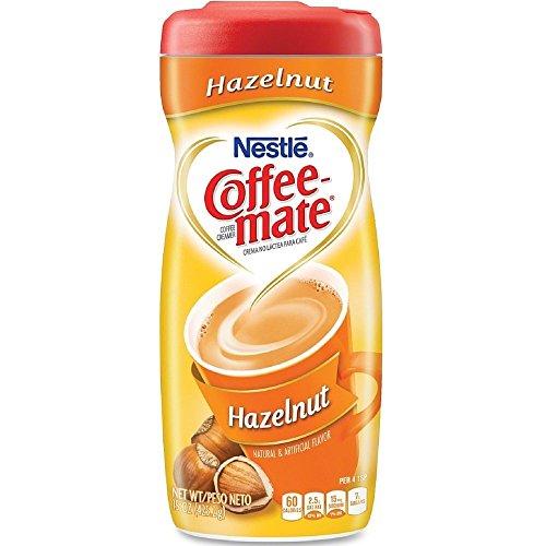 Nestle Coffee-Mate Hazelnut Powdered Coffee Creamer 15 oz Coffee-Mate Hazelnut Powdered...