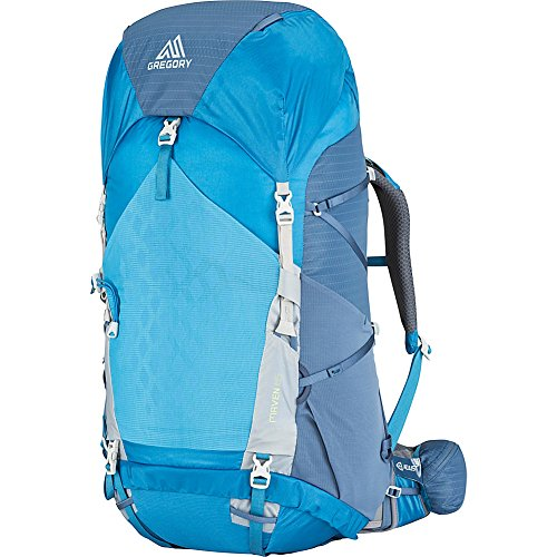 Gregory Mountain Products Maven 65 Liter Women's Backpack, River Blue, Small/Medium