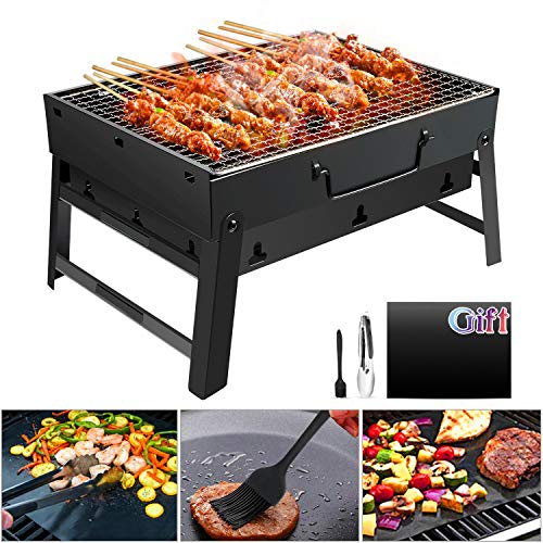 Barbecue Carbone 8,80€ anziché 21,99€ ✂️ Codice sconto: 3SNRUN7U