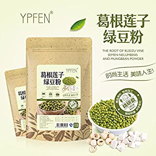YPFEN Radix Puerariae lotus seed mung bean powder cereal breakfast nutritious meal meal cereal Powder 100g OEM