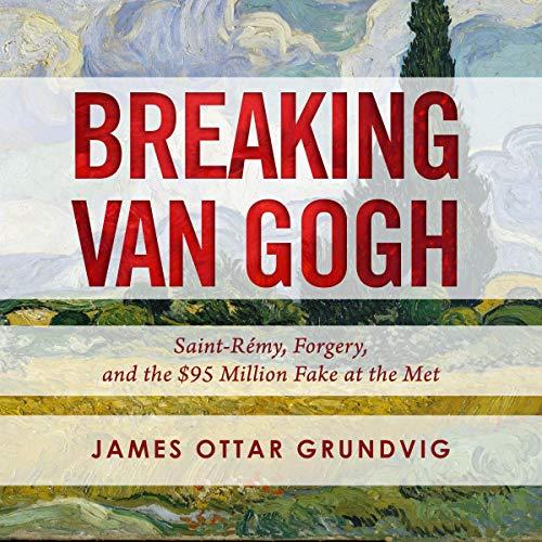 Breaking van Gogh cover art