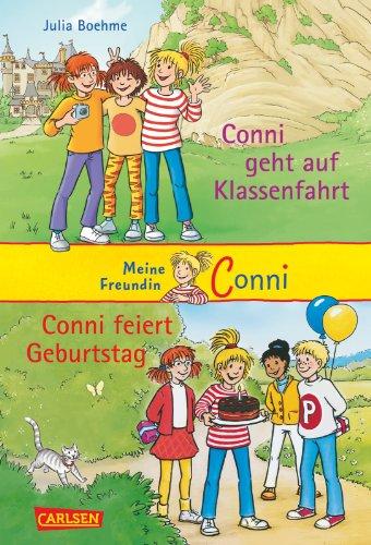 Conni Doppelbände: Conni geht auf Klassenfahrt / Conni feiert Geburtstag