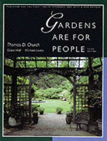 Gardens Are For People, Third edition: With a New Preface