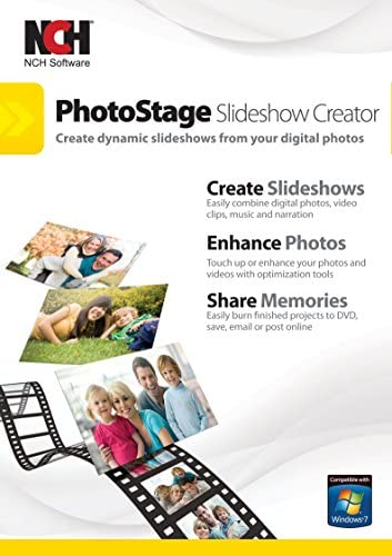 PhotoStage Slideshow Software - Share Max Atlanta Mall 54% OFF Mus to and Videos Pictures