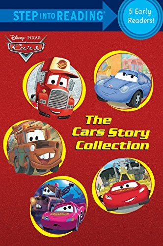 Five Fast Tales (Disney/Pixar Cars) (Step into Reading)の詳細を見る