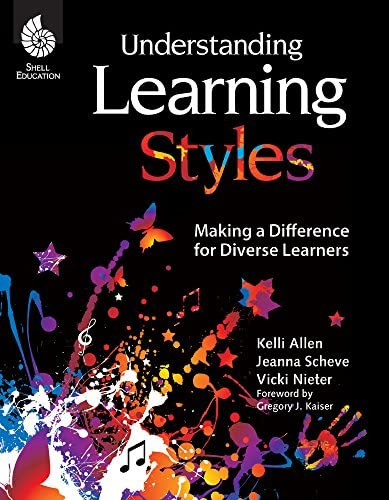 Understanding Learning Styles Professional Resources product image