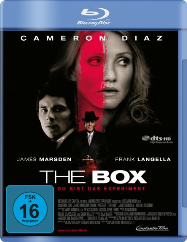 The Box - Du bist das Experiment [Blu-ray]