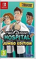 Two Point Hospital Jumbo Edition (Nintendo Switch) (輸入版)