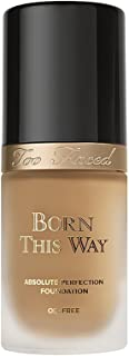 Too Faced Born This Way Foundation SAND