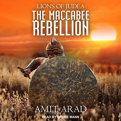 The Maccabee Rebellion cover art