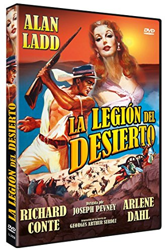 La Legión del Desierto (Desert Legion) 1953