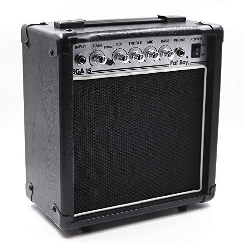 Fat Boy FBGA15 15 Watt Guitar Amp