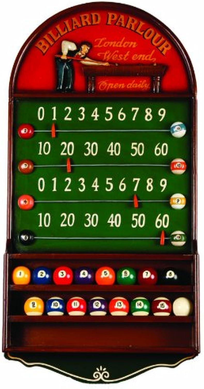 RAM Gameroom Products Billiard Parlour Scoreboard Counter and Ball Holder